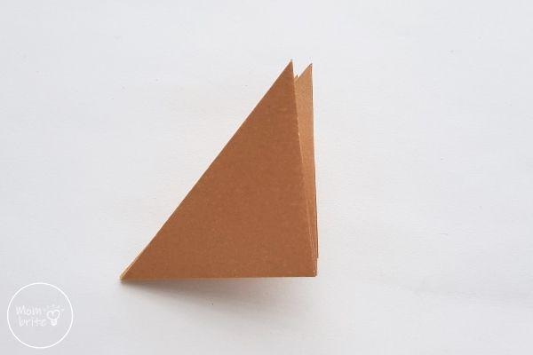 Origami Wolf Flatten Pattern