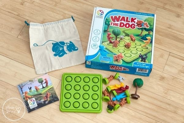 Walk the Dog Game Review Contents